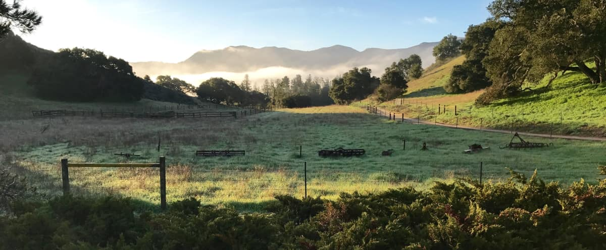 Wine Country Ranch with Amazing Views in Buellton Hero Image in undefined, Buellton, CA