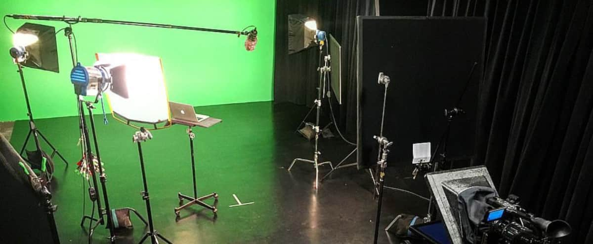 Suburban Boston Sound-Proof Video Production Studio in Hudson Hero Image in undefined, Hudson, MA