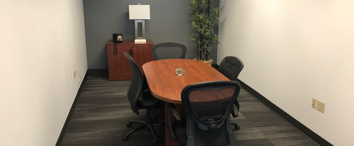 Private Meeting Room for 4 in Seattle Hero Image in Belltown, Seattle, WA