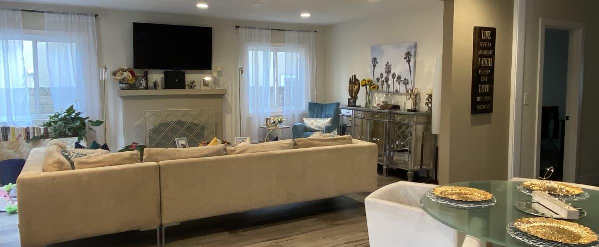 Bright Modern Open Floor Plan Home in Van Nuys Hero Image in Van Nuys, Van Nuys, CA
