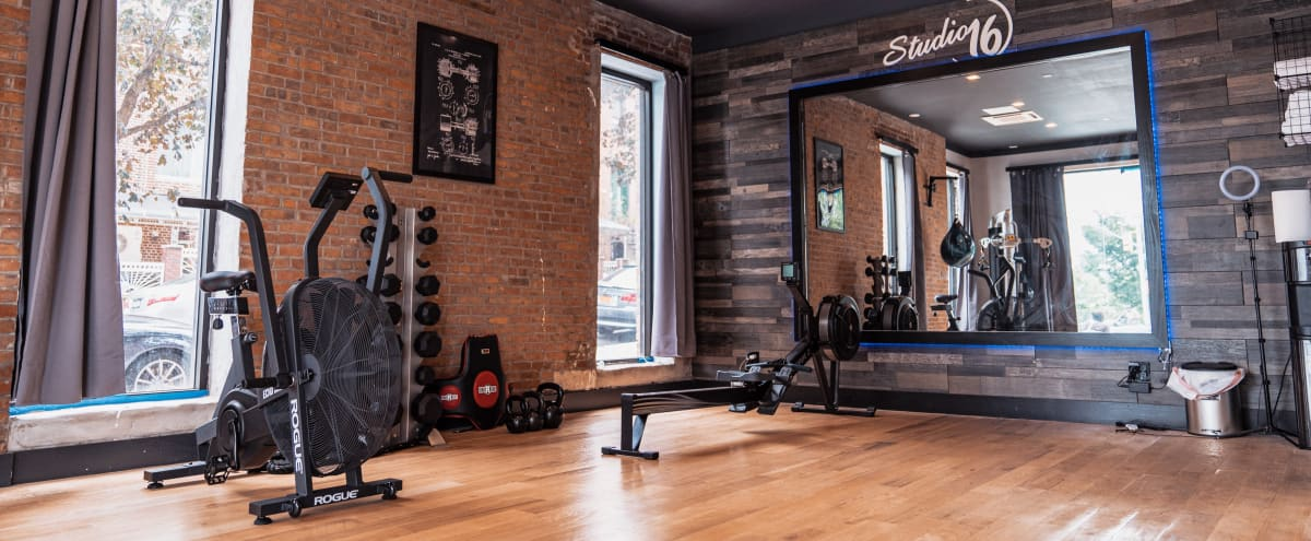 Luxury private gym in Brooklyn Hero Image in Park Slope, Brooklyn, NY