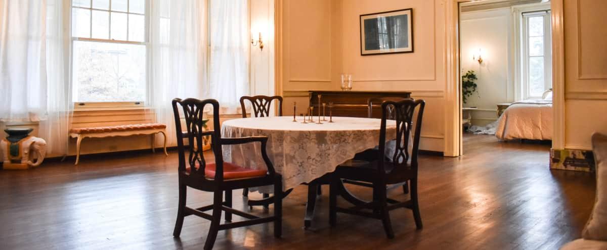 Majestic Mansion in Philadelphia Hero Image in West Mount Airy, Philadelphia, PA