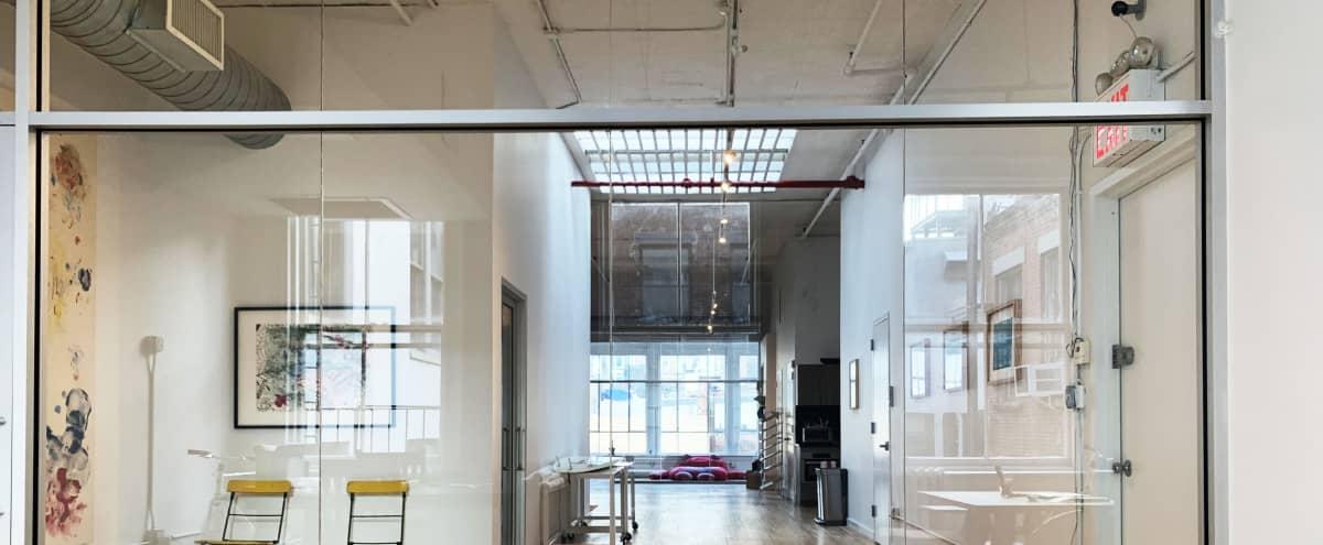 Penthouse, Studio, Open Space, SOHO Area, Skylight with lots of light in New York Hero Image in SoHo, New York, NY