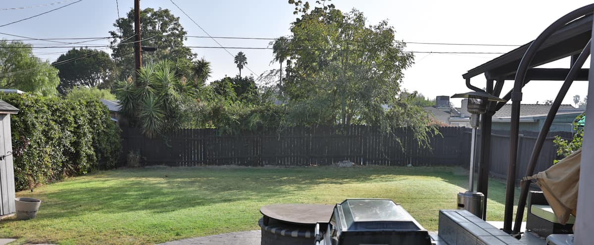 Spacious, Modern Backyard Event Space in North Hollywood Hero Image in North Hollywood, North Hollywood, CA
