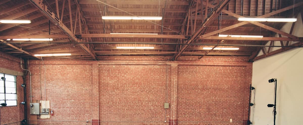 Industrial Downtown Warehouse, Studio, and Production Space in Los Angeles Hero Image in Downtown Los Angeles, Los Angeles, CA
