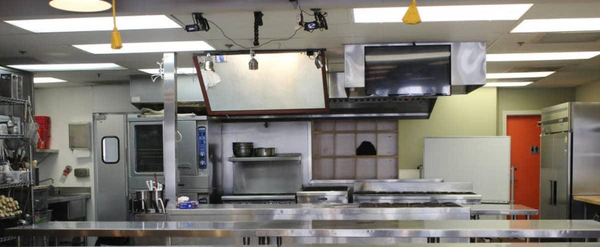 Commercial Kitchen located in Culver City's Art District in Culver City Hero Image in McManus, Culver City, CA