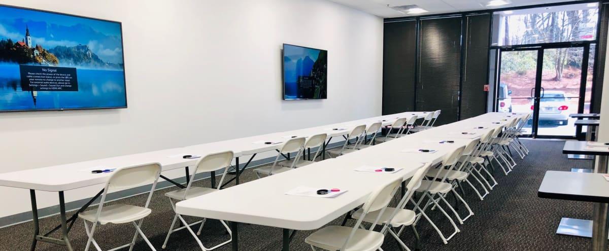 Corporate Event, Presentation & Meeting Room Space in Dunwoody in Atlanta Hero Image in undefined, Atlanta, GA