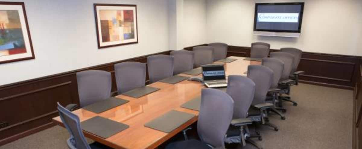 Executive Boardroom with Easily Accessible Oak Brook Location in Oak Brook Hero Image in undefined, Oak Brook, IL