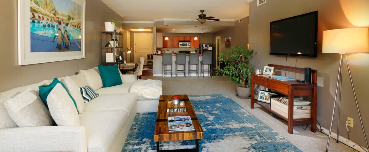 Spacious and Upgraded Beverly Hills Condo in Los Angeles Hero Image in Beverly Grove, Los Angeles, CA