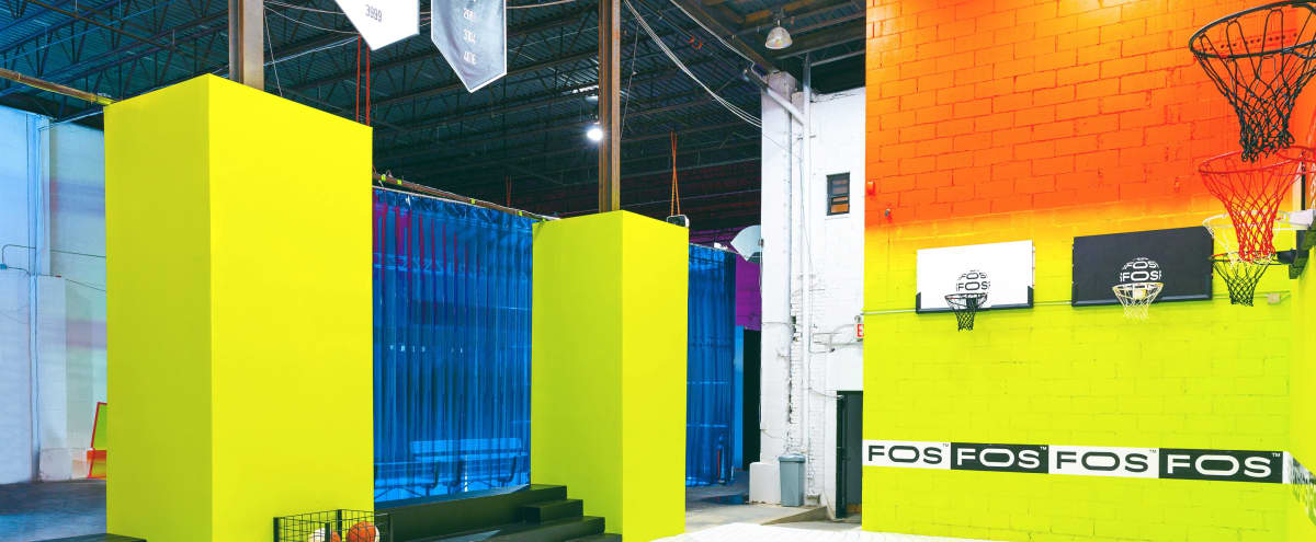 Sports Immersive Art Space in brooklyn Hero Image in Williamsburg, brooklyn, NY
