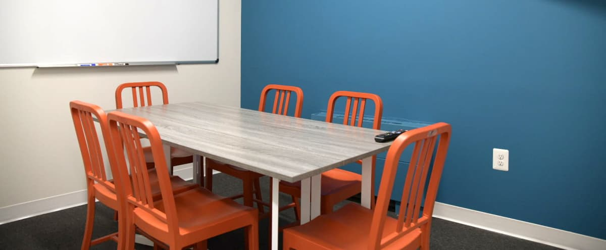 Small meeting room in Downtown Silver Spring in Silver Spring, Hero Image in Downtown Silver Spring, Silver Spring,, MD