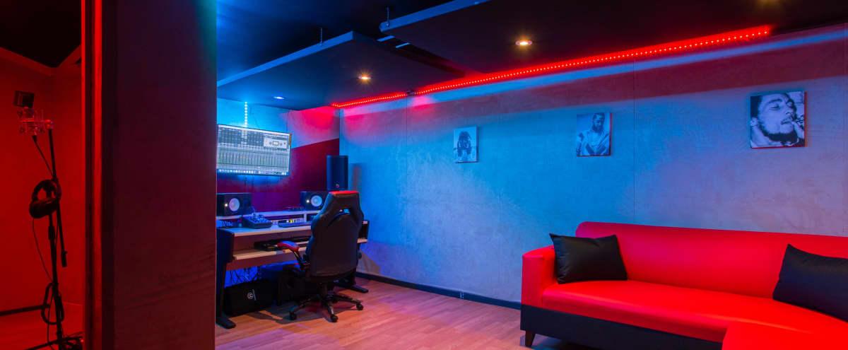 Recording Studio In Burbank off Hollywood Way in Burbank Hero Image in Magnolia Park, Burbank, CA