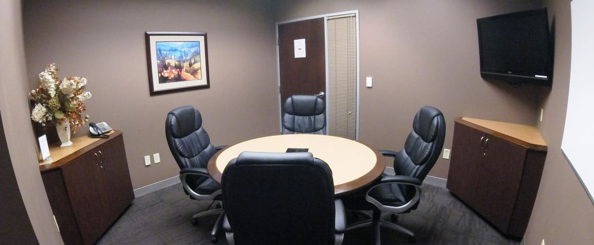 Think Tank Conference Room for 4 in Rocklin in Rocklin Hero Image in undefined, Rocklin, CA