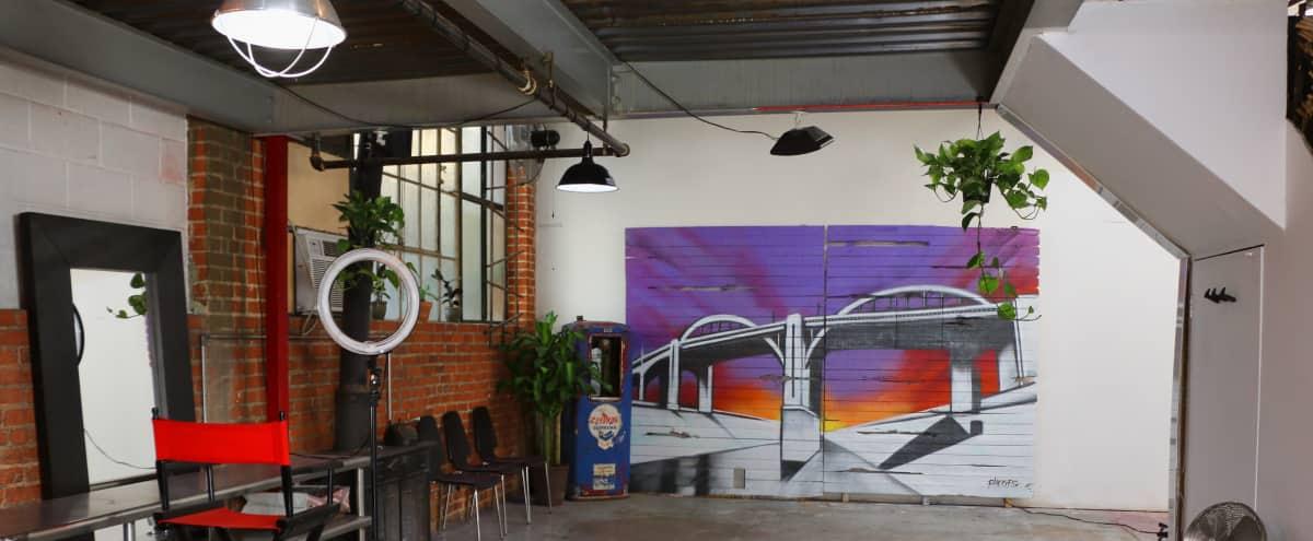 Downtown Industrial Production Studio in Los Angeles Hero Image in Central LA, Los Angeles, CA