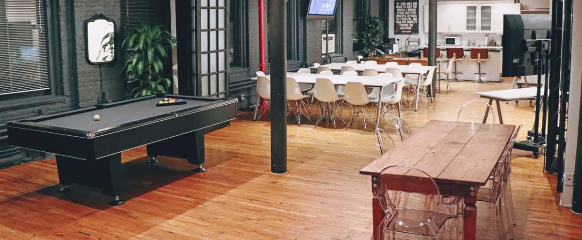 Soho Creative Boardroom & Lounge in New York Hero Image in Lower Manhattan, New York, NY