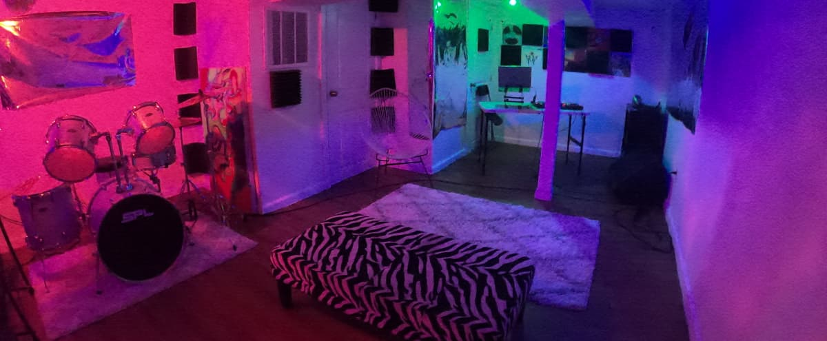 Bedstuy Recording Studio + Event Space in Brooklyn Hero Image in Bedford-Stuyvesant, Brooklyn, NY