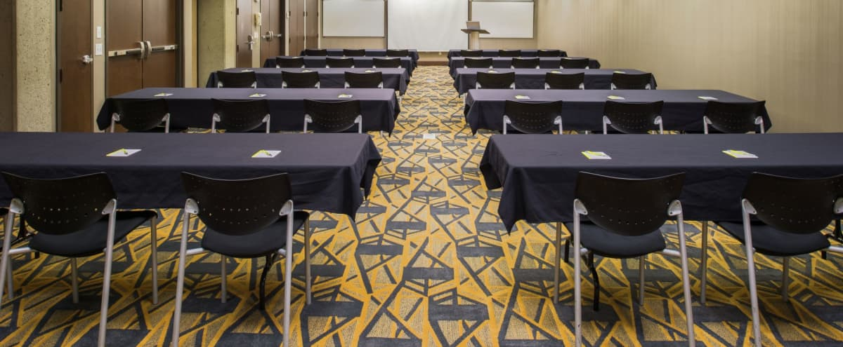 Event Space in Stylish Hotel Located in University District in Seattle Hero Image in University District, Seattle, WA