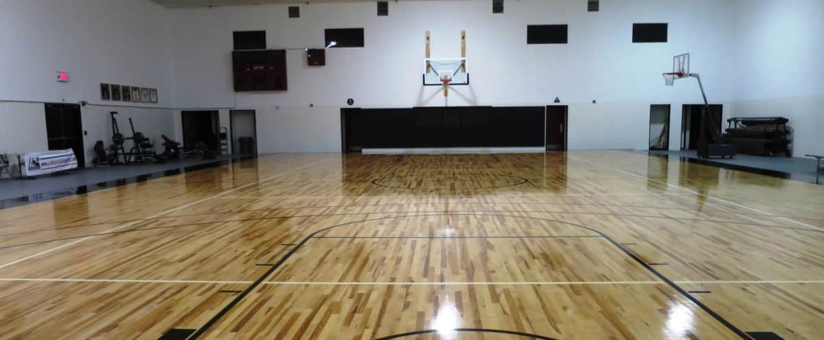 College Basketball Gym, Classrooms and Library in Compton Hero Image in undefined, Compton, CA