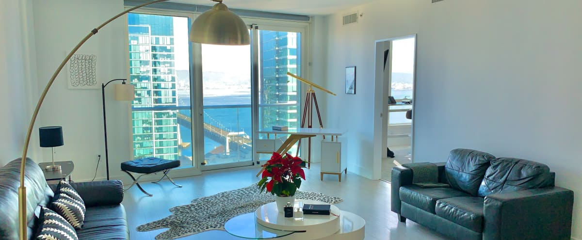 Luxury penthouse with Bay Bridge view in SAN FRANCISCO Hero Image in South Beach, SAN FRANCISCO, CA