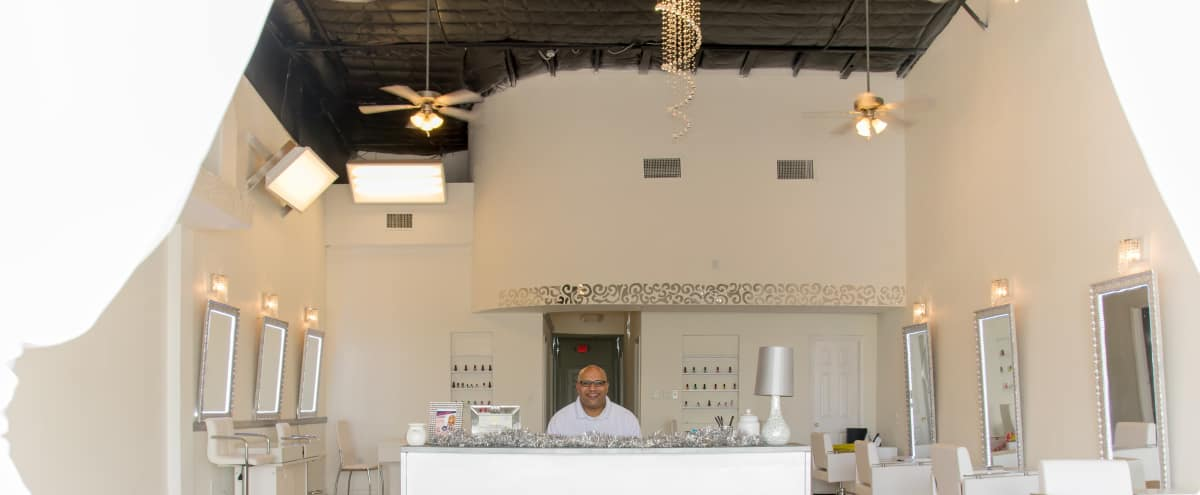 Beautiful Spa and Event Space in Houston Hero Image in Westheimer Place, Houston, TX