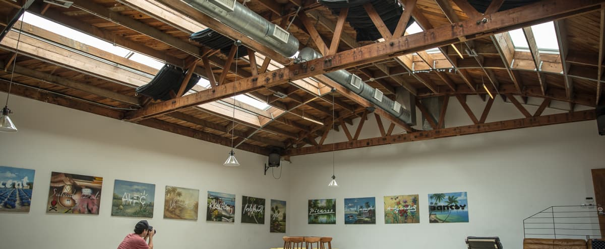Westside Industrial Natural Light Studio in Venice Hero Image in Venice, Venice, CA