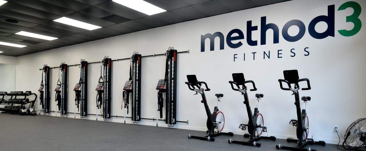 Spacious San Jose Fitness Studio in San Jose Hero Image in Cambrian, San Jose, CA