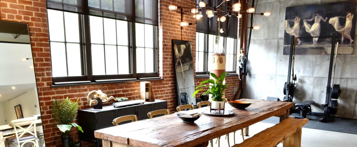 Stunning Modern Loft in Historic Building in San Francisco Hero Image in South of Market, San Francisco, CA