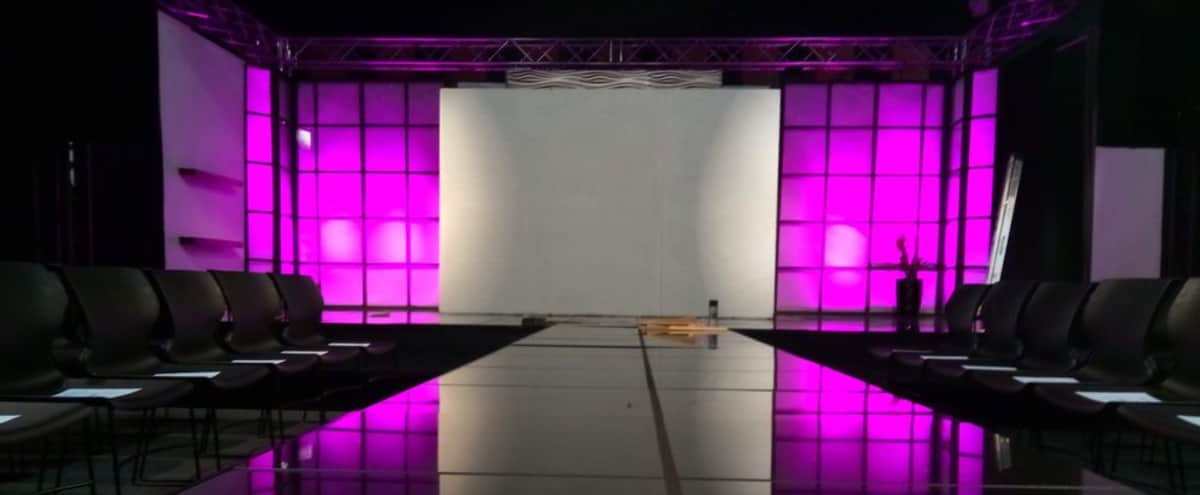 Off-Site TV Studio With Live Seating for Trainings, Workshops, Panels and More in Duluth Hero Image in undefined, Duluth, GA