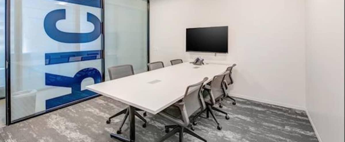 Bright Meeting Room - 6 People in Houston Hero Image in Briarforest, Houston, TX