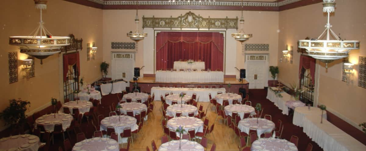Elegant Ballroom Meeting Space in Oakland Hero Image in Downtown Oakland, Oakland, CA
