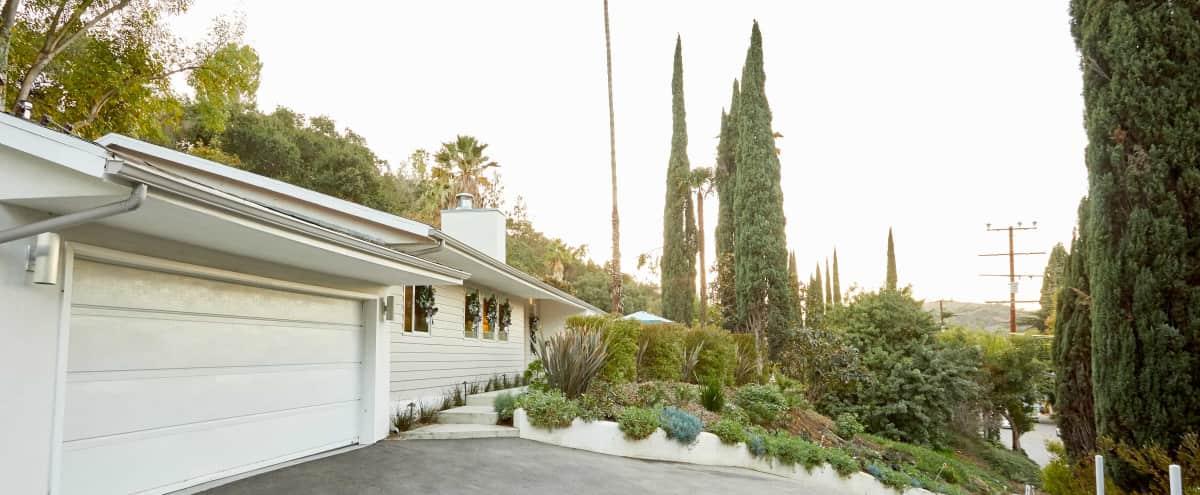 Contemporary remodeled, mid-century modern home in Studio City Hero Image in Central LA, Studio City, CA