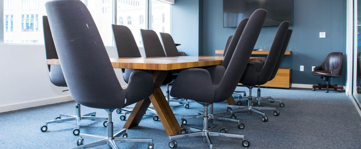 5-Star Host - Downtown Conference room, natural light, soundproof in Dallas Hero Image in Downtown, Dallas, TX
