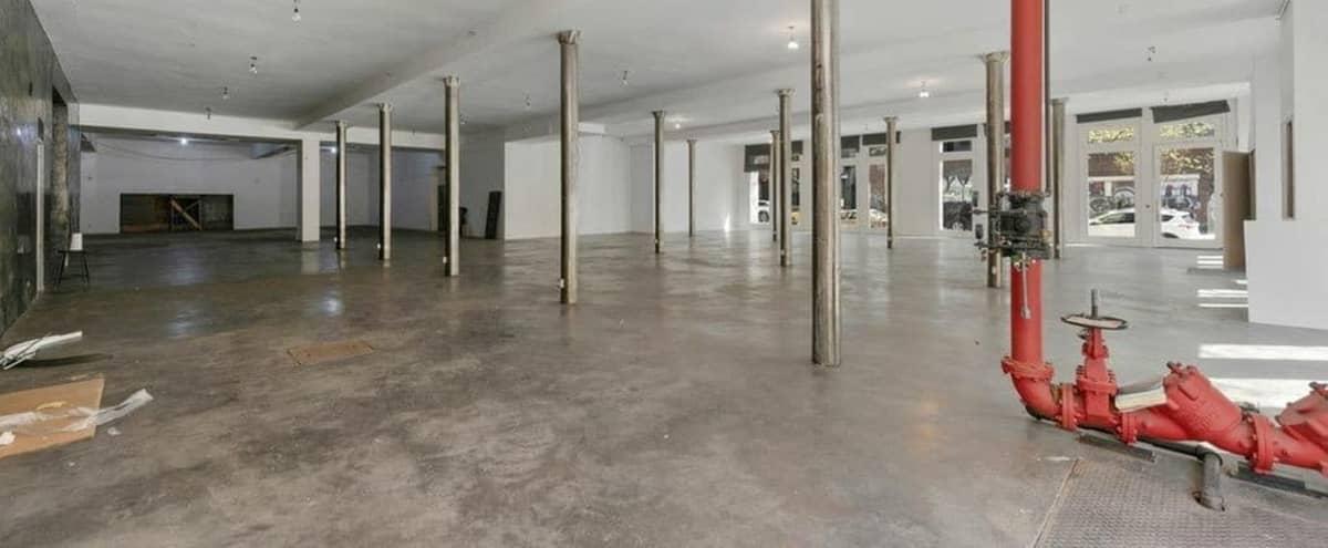 Amazing Huge Raw Soho Space Perfect for Film, Video, Fashion, Art, Seminars in New York Hero Image in Hudson Square, New York, NY