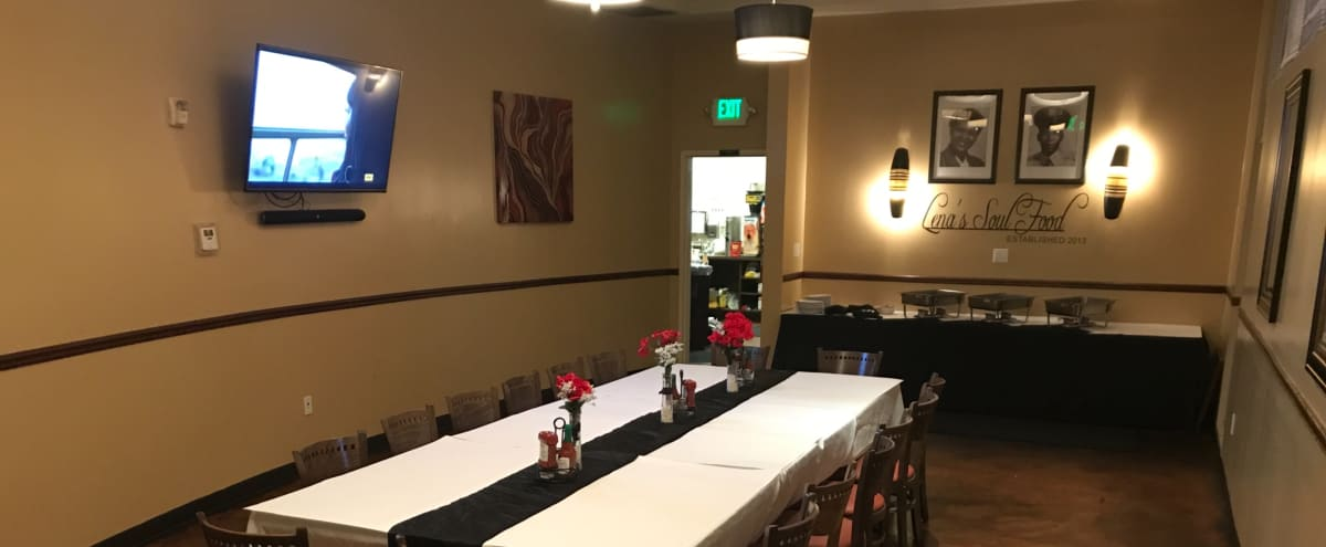 Spacious Restaurant perfect for your next meeting! in Oakland Hero Image in Bancroft Business, Oakland, CA