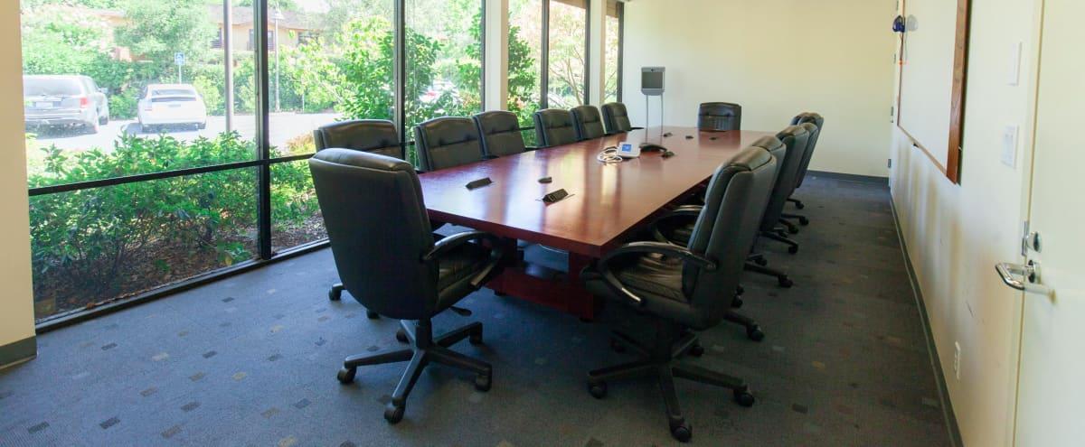Executive Board Meeting Room in Menlo Park Hero Image in Linfield Oaks, Menlo Park, CA