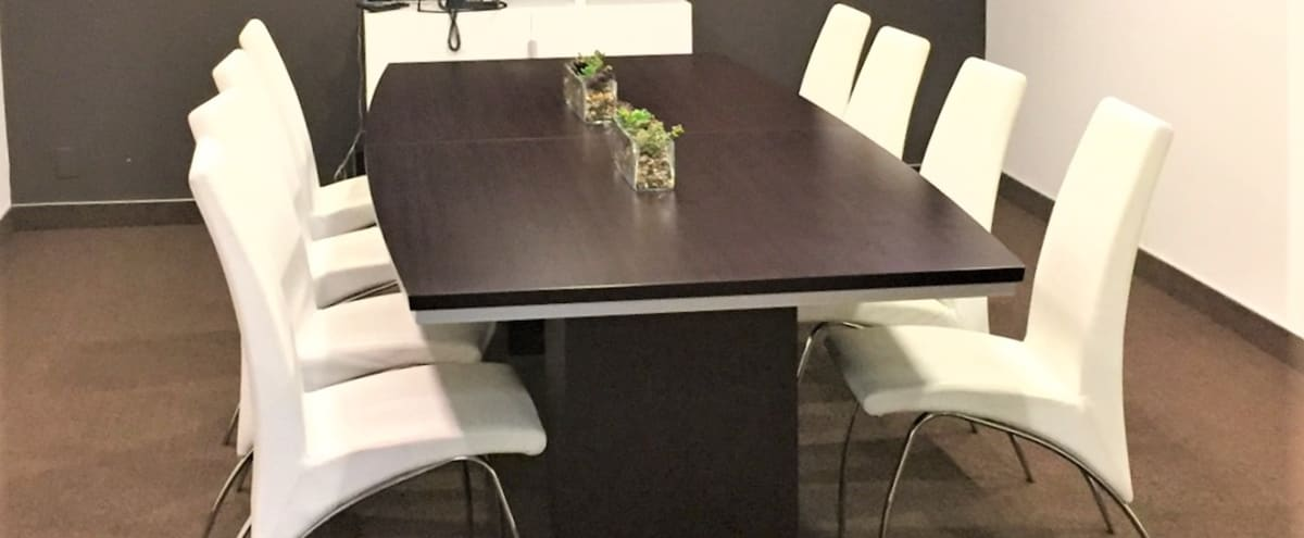 Modern-style Large Conference Room ideal working environment for 8-10 people in Mission Viejo Hero Image in undefined, Mission Viejo, CA