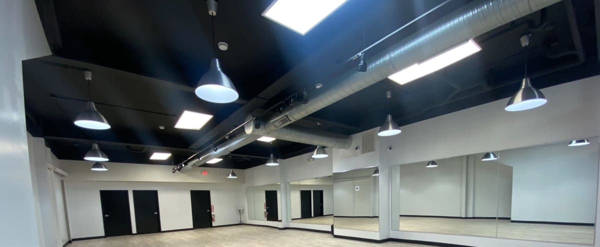 Downtown Dance Studio Space in Baltimore city Hero Image in Highlandtown, Baltimore city, MD