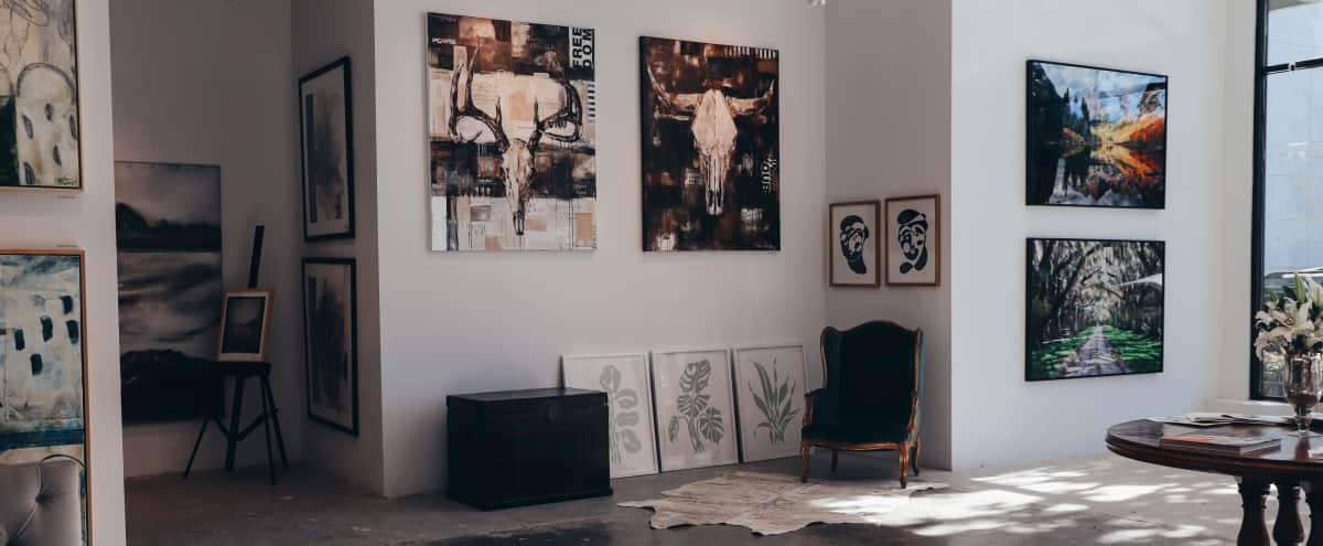 Art and Production Gallery Located on Buckhead Avenue in Atlanta Hero Image in Buckhead Village, Atlanta, GA