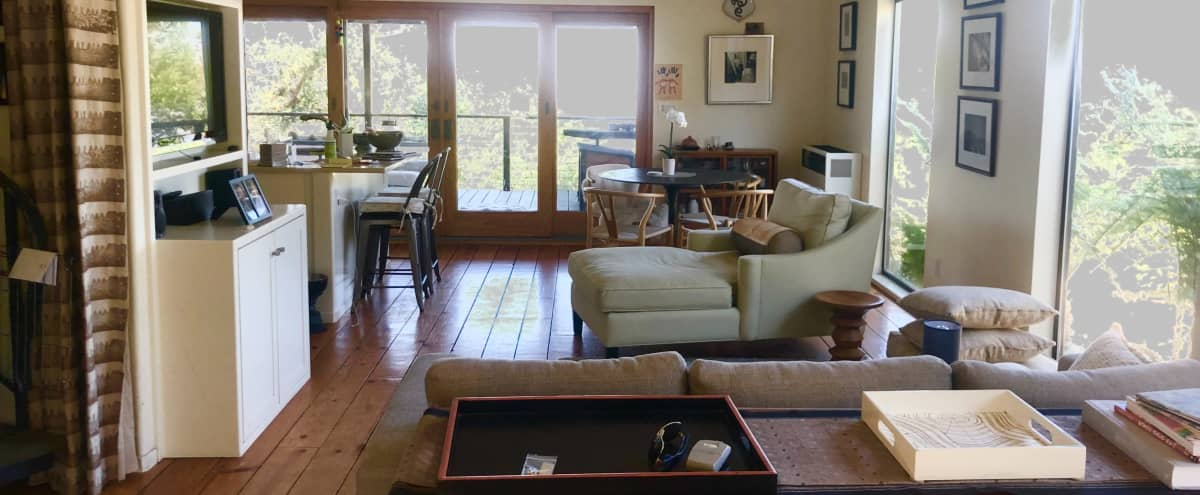 Converted Barn Home with Spiral Staircase on 10 Acres in Penngrove Hero Image in undefined, Penngrove, CA