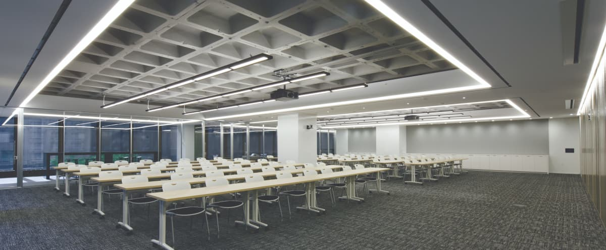 Conference Center with Multiple Breakout Rooms in Chicago Hero Image in The Loop, Chicago, IL