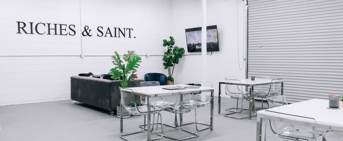 Office Loft to host Trainings or small Entrepreneur Events in Fontana Hero Image in Downtown, Fontana, CA
