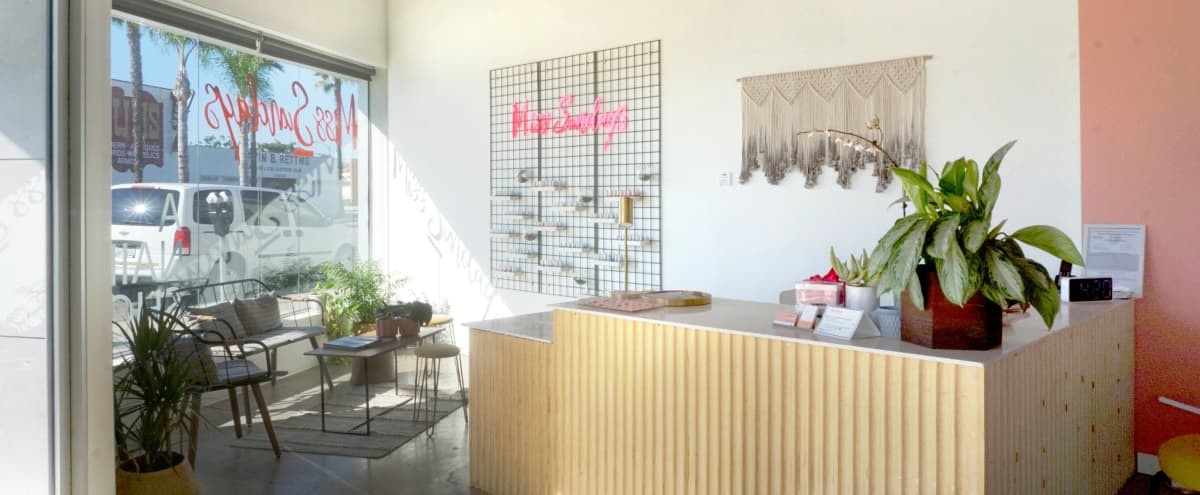 Sunlight filled chic nail salon space in Culver City Hero Image in Clarkdale, Culver City, CA