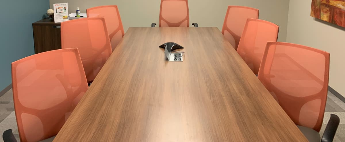 Meeting Room in a Creative Environment - Fully Private in Houston Hero Image in Briarforest, Houston, TX