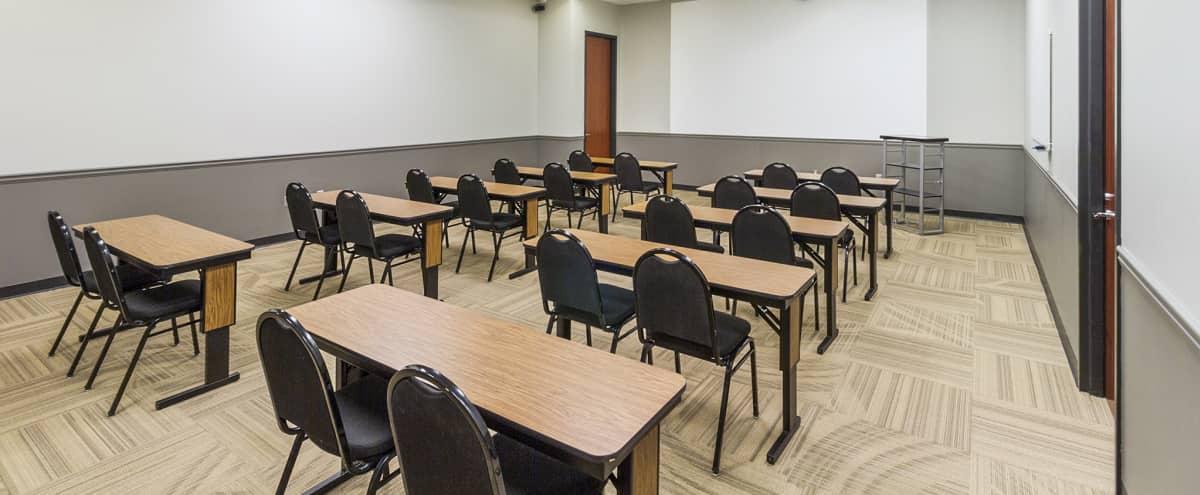 Corporate Training & Presentation Room in Alpharetta Hero Image in undefined, Alpharetta, GA