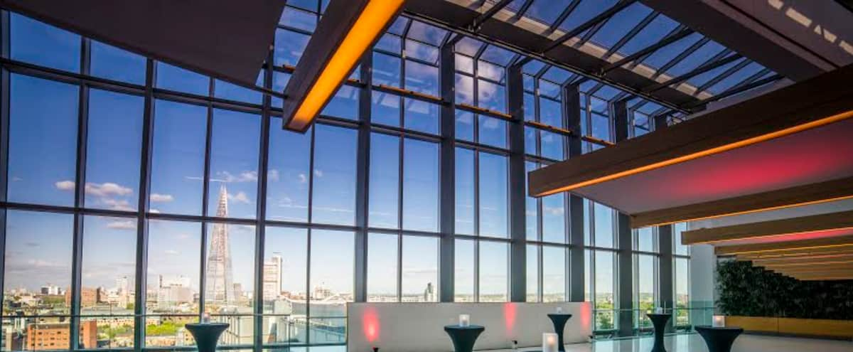 Unique for London event spaces, bright and spacious event space within a stone's throw of London Bridge. in London Hero Image in Southwark, London,