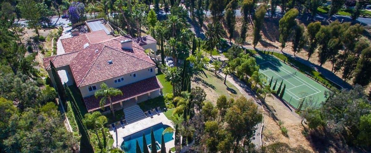 Casa De Flow - Amazing House Of Flow in Beautiful San Diego in Rancho Santa Fe Hero Image in undefined, Rancho Santa Fe, CA