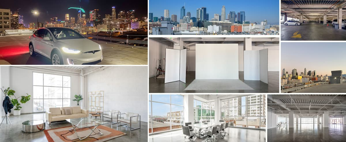 Los Angeles' largest Studio Space with Rooftop in Los Angeles Hero Image in Downtown, Los Angeles, CA