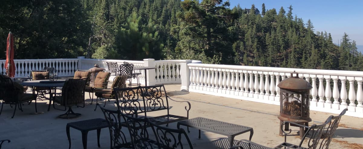 Terrace Castle Over Looking Great LA Cities in Running Springs Hero Image in undefined, Running Springs, CA
