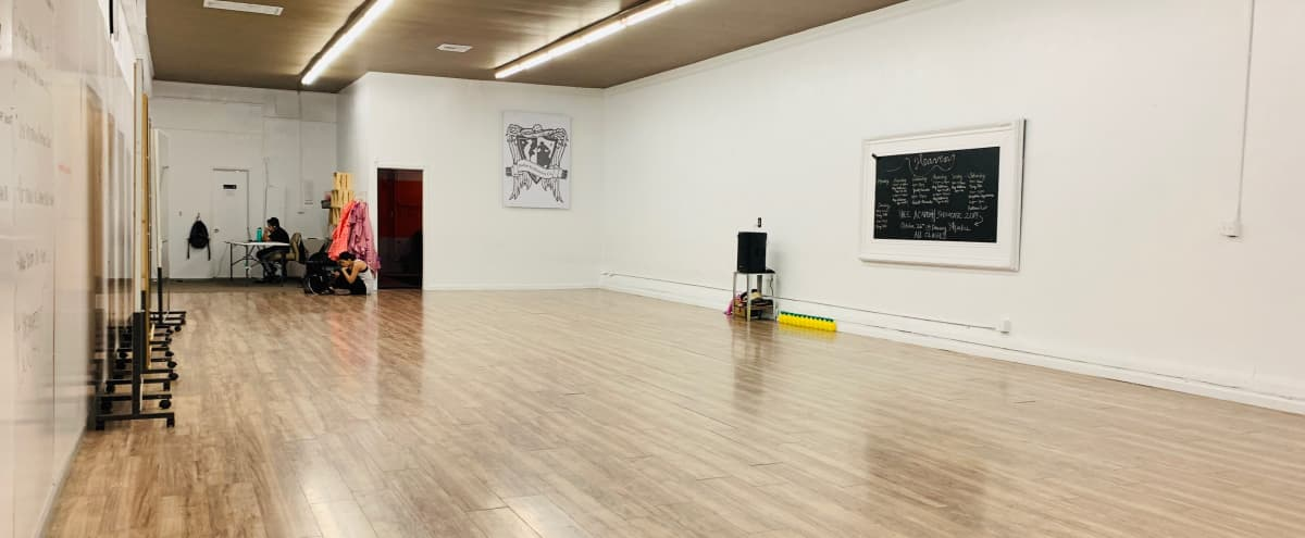 Spacious Multipurpose Dance & Music Studio in Montebello Hero Image in South Montebello, Montebello, CA