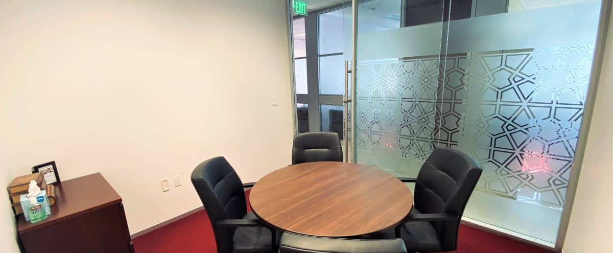 Private Meeting Room for 2-4 | FiDi in San Francisco Hero Image in Financial District, San Francisco, CA